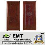 Trappes en bois de chambre à coucher de luxe d'hôtel (EMT--TB08, EMT-TB09)
