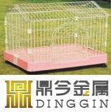 Diseño hermoso de la casa de perro