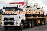 Caminhão pesado, 80 de FAW 6X4 toneladas de caminhão do trator, caminhão do recipiente