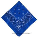 طبع صنع وفقا لطلب الزّبون علامة تجاريّة قطر رأس لفاف منديل كبيرة [بندنا] ترويجيّ