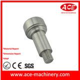 CNC maschinelle Bearbeitung der Edelstahl-Schraube