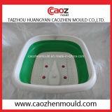 Molde plástico da bacia de lavagem da roupa da injeção em China