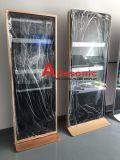 LCD de Vloer die van de Vertoning het Interactieve Scherm van de Aanraking van 55 Duim allen bevinden zich in Één Kiosk