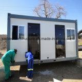 Ufficio poco costoso del contenitore con la soluzione del pacchetto piano