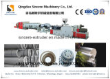 Máquina plástica de la fabricación del tubo del drenaje del PVC