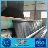HDPE plástico Geomembrane del trazador de líneas de la charca de la granja de pescados del rodillo de la cubierta de la piscina