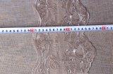 pour le lacet de broderie de couleur de dames/lacet en nylon/lacet de coton