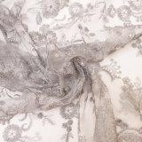 Alta qualità del nylon di disegno di modo di Farbric del merletto più nuova