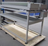 Machine de découpage alimentante automatique de laser de commande numérique par ordinateur de matériau de technologie neuve de rhinocéros R-1610