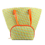 Populaire Geweven Vrouwen Dame Big Tote Beach Bag