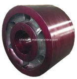 Cast Spheroidal Iron Support Roller Certified por BV, GV, ISO9001: 2008