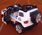 Игрушка 12V колесного вездехода детей батареи СИД светлая ягнится электрический автомобиль