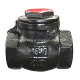 Válvula de verificação do balanço do ferro de molde do RUÍDO, Pn16