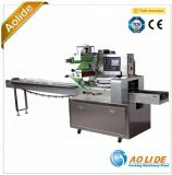 Three Servo Motors를 가진 중국 Horizontal Flow Packing Machinery