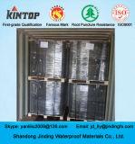 Membrana d'impermeabilizzazione dell'asfalto nell'applicazione della torcia