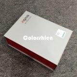 Boîte-cadeau électrique d'étalage d'emballage de papier d'écouteur de qualité