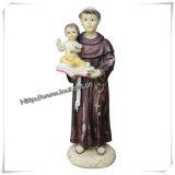 Статуя украшения Polyresin вероисповедная, статуя Иисус, статуи Saints (IO-ca010)