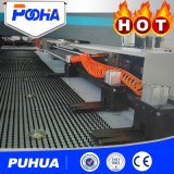 Управляемый сервопривод пробивая машины отверстия пробивая машины CNC тавра Amada