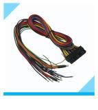 Chicote de fios elétrico feito sob encomenda do fio do carro de bateria da fábrica