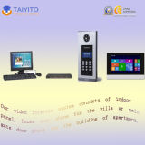 Smart Home Function 세륨 Certificate를 가진 Taiyito Video Intercom