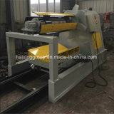 Decoiler idraulico automatico per rullo che forma macchina