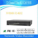 Dahua 32 des Kanal-Netz-Videogerät ultra 4k H. 265 (NVR608-32-4KS2)