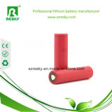 Samsung Icr18650 2200mAh Li-Ionnachladbare Batterie Icr18650-22p