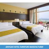 Moderner 4 Stern-Fachmann kundenspezifische hölzerne Standardhotel-Möbel (SY-BS44)