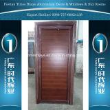 Starke und starke Aluminiumflügelfenster-Tür-Badezimmer-Tür
