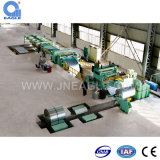 China Steel Coil Cut a Length Machine Line para Thin Plate Sheet