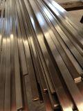 Barra plana plana de acero inoxidable AISI304