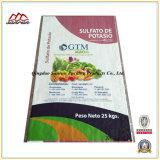 Sacchetto tessuto pp per riso, farina di frumento, zucchero, fertilizzante, foraggio