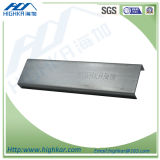 Caliente galvanizado placa y la luz de la franja de calibre de acero