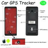 乗物安全(T28)のための新しい携帯用車GPSの追跡者