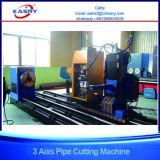 De Machine van de Snijder van het Plasma van de Buis van de Pijp van het Roestvrij staal van Kasry voor Verkoop Kr-Xy5