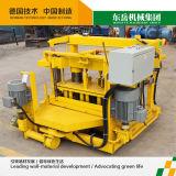 Bloco Especial-Móvel do tijolo do cimento que faz o grupo da maquinaria do preço Qt40-3A Dongyue da máquina