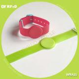 適用範囲が広いWra11 RFIDの腕時計のMutilカラー水証拠(GYRFID)