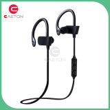 Fones de ouvido sem fio de Bluetooth para o corredor do esporte