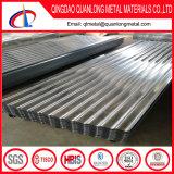 SGCC Dx51dによって電流を通される波形亜鉛屋根ふきシート