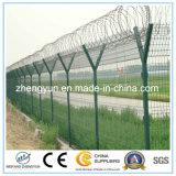 La venta caliente galvanizó la cerca soldada metal del acoplamiento de alambre