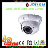 1 Pixels mega Vandalproof Metal Dome Camera com 3.6mm Lens