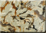 Pedra de quartzo artificial artificial projetada para paisagismo / Decorativo / Jardim / Revestimento / Parede