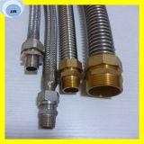 Tubo flessibile ondulato Braided flessibile ad alta pressione dell'acciaio inossidabile per acqua