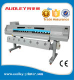 Audley 1.8m Dx5 Eco Solvent Printer с CE, Double & Single Dx5 Head