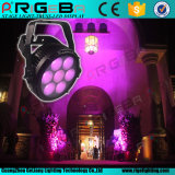 Professionele Stage Light Razor P7 PAR 64 7 LED 25 W Rgbwy 5 in 1 Outdoor High Power LED PAR