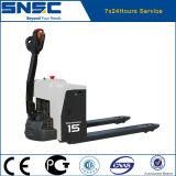 Snsc тележка паллета 1.5 тонн электрическая