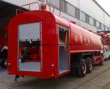 Dongfeng 6X4 트럭 25000 리터 물 텐더 25 Kl 엔진 화재 싸움 트럭