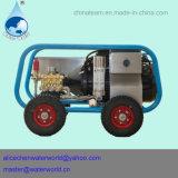 Machine van de Autowasserette van de Stoom van de hoge druk de Schonere