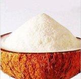 Pó do coco que processa a linha de produção