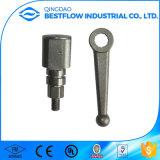 높은 정밀도 부질간 알루미늄 CNC 기계 부속